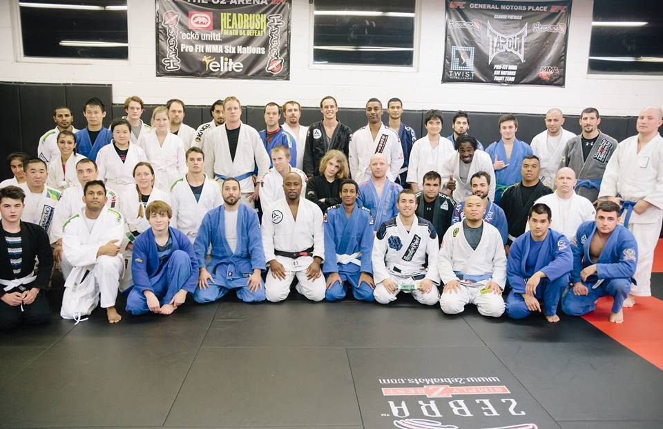mississauga BJJ core bjj team