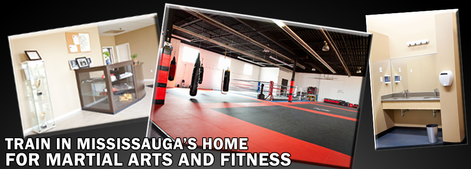 Mississauga elite mma muay thai bjj fitness training