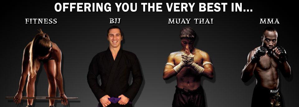 Mississauga Elite | MMA - Muay thai - BJJ & Fitness Training