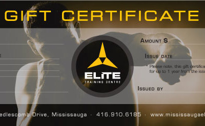 You Cant beat this Years Free Gift Certificate Bonuses