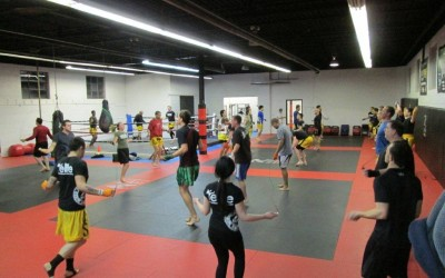 Mississauga Muay thai & Kickboxing | Even more class choices