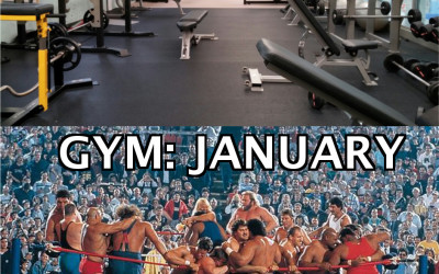 Mississauga Martial Arts | What they didn't tell you about Fitness Resolutions